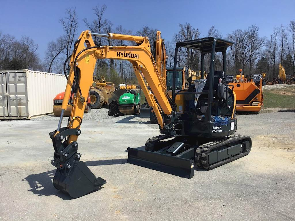 How Mini Excavators Can Help You Achieve Your Goals Around The Home